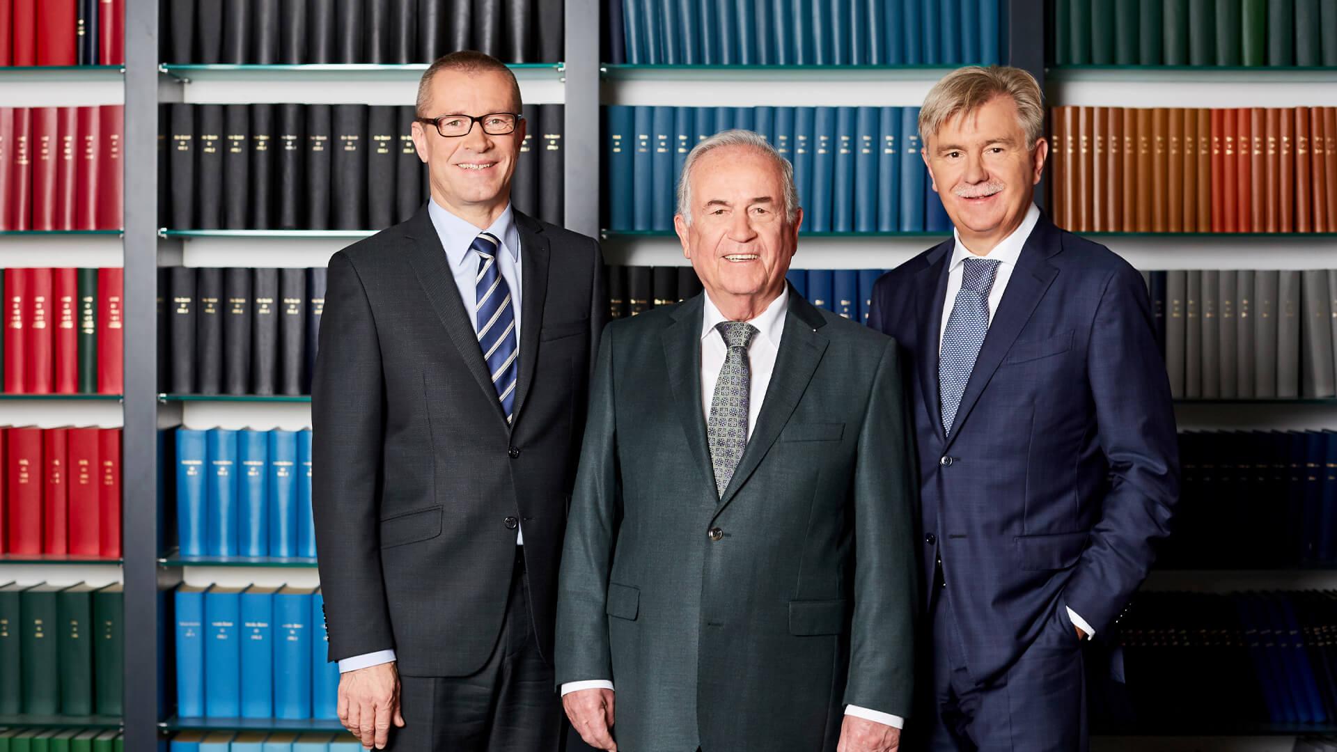 Gründung der Schorr Eggert Kasanmascheff Steuerberatungsgesellschaft mbH