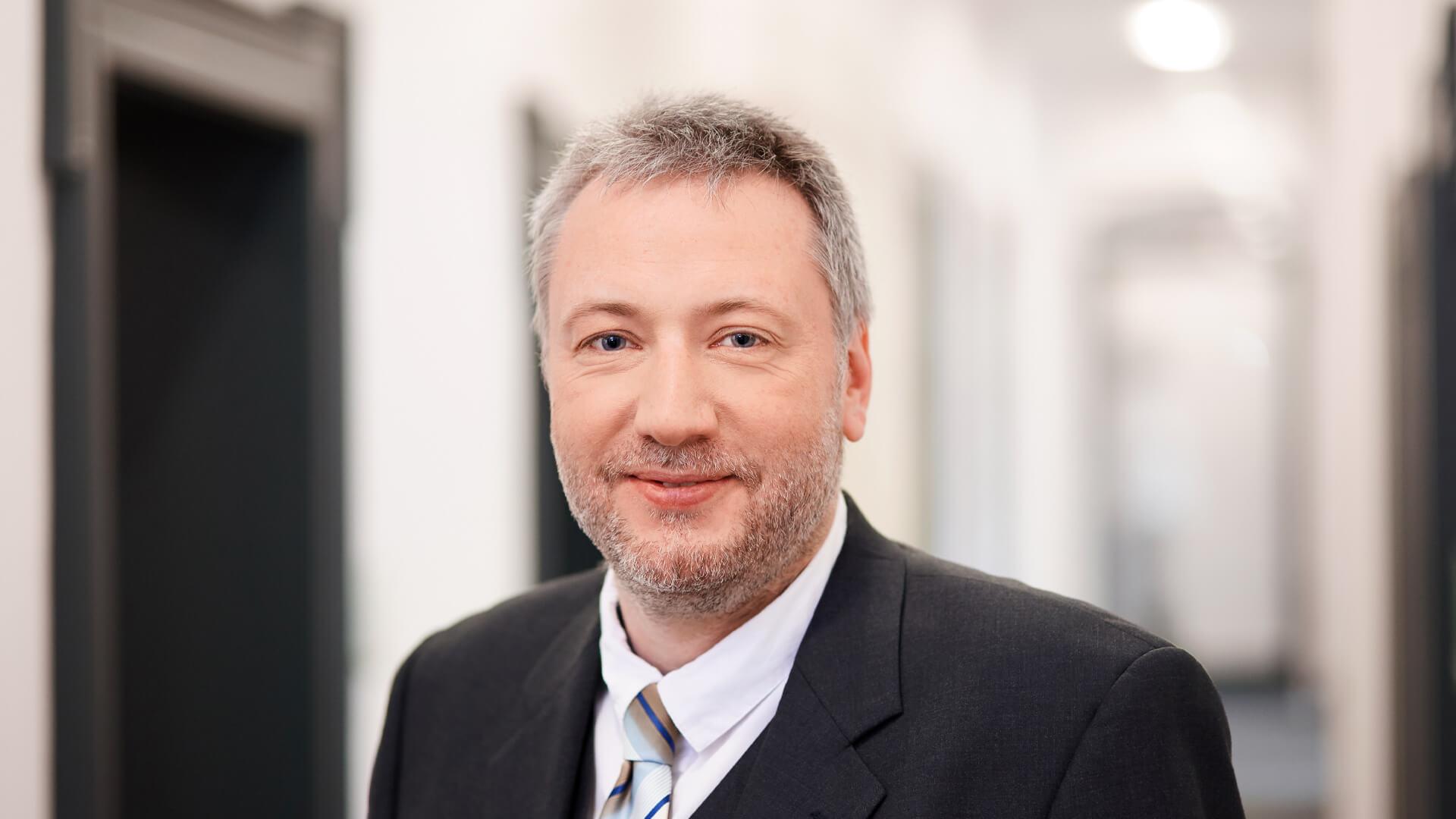 Markus Stock übernimmt rechtliche Betreuung