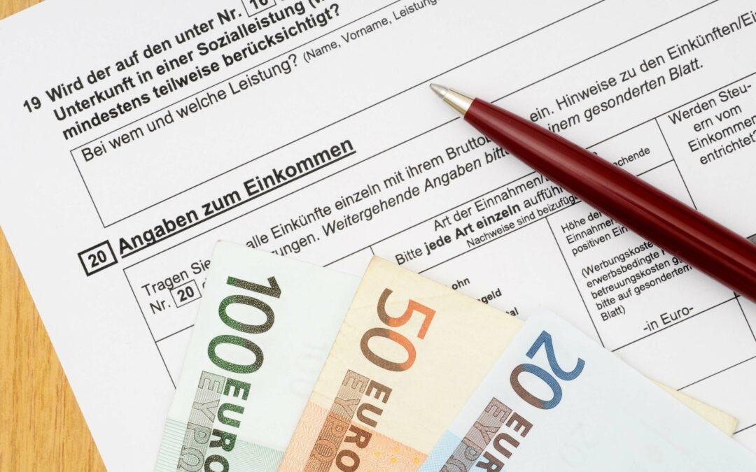 Verlängerung der Steuererklärungsfrist